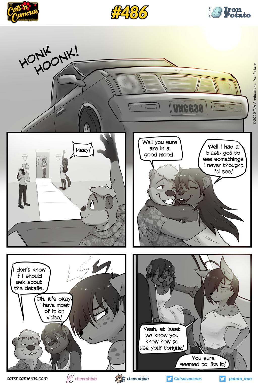 486 – Goin' Home
