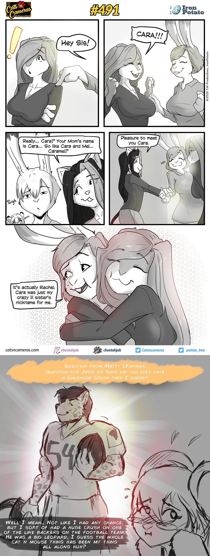 491 – Caramel Bunnies